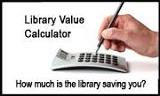 Library Value Calculator